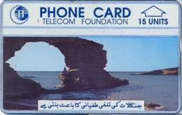 PAKTF-LG : L-01 15u Bridge Rocky Seaview 402C USED - Pakistan