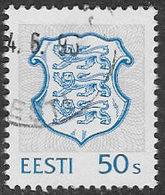 Estonia SG197a 1996 Definitive 50s Good/fine Used [2/2109/6D] - Estonia