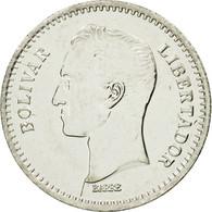 Monnaie, Venezuela, 25 Centimos, 1989, SPL, Nickel Clad Steel, KM:50a - Venezuela