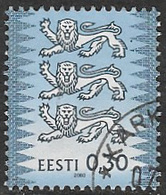 Estonia SG344b 2000 Definitive 30s P14 Good/fine Used [38/31475/6D] - Estonia