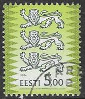 Estonia SG355a(var) 2004 Definitive 5k Good/fine Used [38/31477/6D] - Estonia