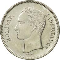 Monnaie, Venezuela, 5 Bolivares, 1989, Werdohl, SPL, Nickel Clad Steel, KM:53a.1 - Venezuela