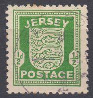 JERSEY - 1941 - Yvert 1, Usato. - Jersey