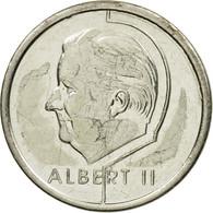 Monnaie, Belgique, Albert II, Franc, 1997, TTB, Nickel Plated Iron, KM:188 - 1951-1993: Baudouin I
