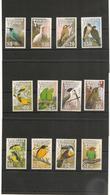 TRINITE Et TOBAGO Oiseaux/Bird Année 1990 N°Y/T : 651/662** Côte: 66,00 € - Trinité & Tobago (1962-...)