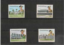 TRINITE Et TOBAGO Université Des Indes Océaniques Année 1990 N°Y/T :643/646** - Trinité & Tobago (1962-...)