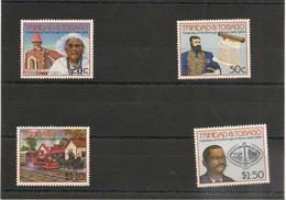 TRINITÉ Et TOBAGO  Ville D'Arima Année 1988 N°Y/T : 598/601** - Trinité & Tobago (1962-...)