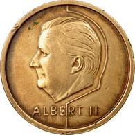 Monnaie, Belgique, Albert II, 20 Francs, 20 Frank, 1996, Bruxelles, TTB - 07. 20 Francs