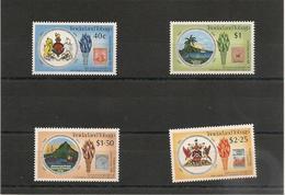 TRINITÉ Et TOBAGO Union Trinité Et Tobago  Année 1989 N°Y/T : 608/611** - Trinité & Tobago (1962-...)