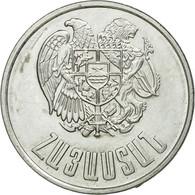 Monnaie, Armenia, 10 Dram, 1994, TTB, Aluminium, KM:58 - Arménie