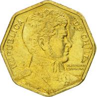 Monnaie, Chile, 5 Pesos, 2004, Santiago, SUP, Aluminum-Bronze, KM:232 - Chile