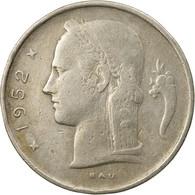 Monnaie, Belgique, Franc, 1952, TTB, Copper-nickel, KM:143.1 - 1951-1993: Baudouin I