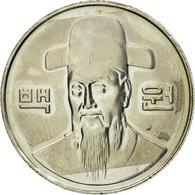 Monnaie, KOREA-SOUTH, 100 Won, 2008, SUP, Copper-nickel, KM:35.2 - Corée Du Sud