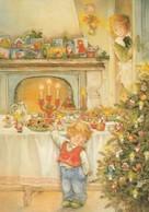Boy Is Stealing Cookies - Cookie Stealer - Lisi Martin - Christmas
