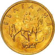Monnaie, Bulgarie, 5 Stotinki, 2000, SUP, Brass Plated Steel, KM:239a - Bulgaria