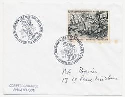 TAAF - Enveloppe Affr 100F Découverte Des Iles Crozet - Premier Jour Archipel Des Kerguelen - 24.1.1972 - FDC