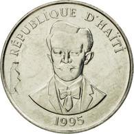 Monnaie, Haïti, 20 Centimes, 1995, TTB, Nickel Plated Steel, KM:152a - Haïti