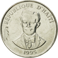 Monnaie, Haïti, 20 Centimes, 1995, TTB, Nickel Plated Steel, KM:152a - Haiti