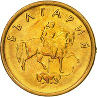 Monnaie, Bulgarie, 2 Stotinki, 2000, SUP, Brass Plated Steel, KM:238a - Bulgaria