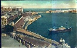 RA647 MALTA - VALLETTA BASTIONS - Malta