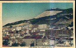 RA648 THE ROCK OF GIBRALTAR FROM SPANISH BEACH - Gibraltar