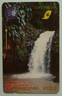 GRENADA - GRE-3A - GPT - 3CGRA - $20 - Waterfall - Mint - Grenada