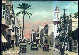 RA653  TRIPOLI - SCIARA EL MAGHARBA - Libya