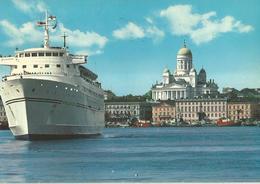 HELSINKI M/S FINLANDIA IN SOUTH HARBOUR (42) - Finlandia
