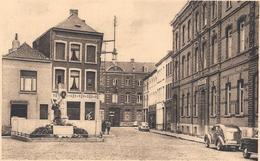 ATH - La Rue Rue Ernest Cambier (voyagé) TTB état - Ath