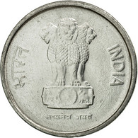 Monnaie, INDIA-REPUBLIC, 10 Paise, 1996, SUP, Stainless Steel, KM:40.1 - India