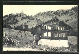 AK Wiesenberg, Schwand Mit Stanserhorn - NW Nidwalden