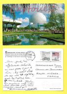 EPCOT CENTER World Showcase Orlando Florida USA 1985 - Orlando