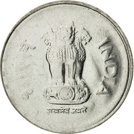 Monnaie, INDIA-REPUBLIC, Rupee, 2001, SUP, Stainless Steel, KM:92.2 - India