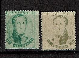 13 Bb  **  Impression Huileuse  115 X 150%   288.50 - 1863-1864 Medaillen (13/16)