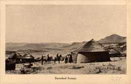 BASUTOLAND - Scenery - Lesotho