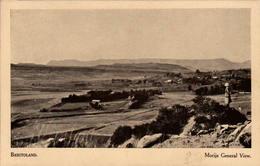 BASUTOLAND - Morija General View - Lesotho