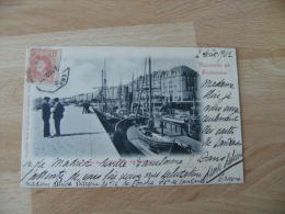 1902  Recuerdo De Santander Port Espagne Espana Spain - Cantabrië (Santander)