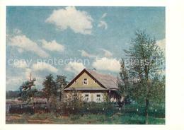 73256852 Minsk_Weissrussland Museum Minsk_Weissrussland - Belarus