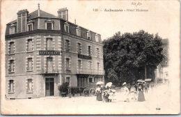 23 AUBUSSON - Hotel Moderne - Aubusson