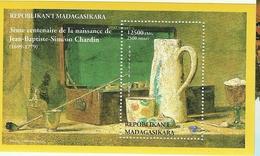 MADAGASCAR 1999 CHARDIN - Arte