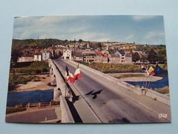 Le Pont Et Panorama - HAMOIR-S/Ourthe ( Ed. Syndicat D'Initiative ) Anno 19?? ( Voir / Zie Photo ) ! - Hamoir