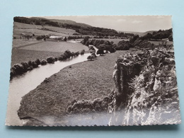 BARVAUX S/O Vue De L'Ourthe Prise Des Rochers De GLAWAN ( Lander ) Anno 19?? ( Voir / Zie Photo ) Gekarteld ! - Durbuy