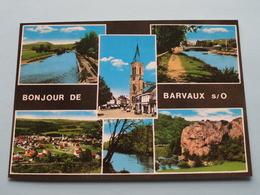 Bonjour De BARVAUX S/O ( Lander / Maison J. Mainguet-Ninane) Anno 19?? ( Voir / Zie Photo ) ! - Durbuy