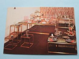 LES POTSTAINIERS HUTOIS S.A. Huy Salle D'exposition ( Publivano) Anno 19?? ( Voir / Zie Photo ) ! - Hoei