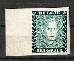 E 52 C  Découpé Vert  19 - Belgique