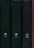 Prachtige Verzameling Van 4 Cassettes Met Verzamelbanden Van Het WWF (Wereldnatuurfonds) - Encyclopedieën