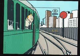 TRV Bl 12 Tintin Dans Son Enveloppe - 1952-....