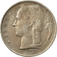 Monnaie, Belgique, Franc, 1969, TB, Copper-nickel, KM:143.1 - 1951-1993: Baudouin I