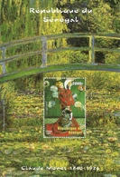 CLAUDE MONET SENEGAL 1999    ** MNH - Arte