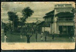 RA683 CEYLON ( UNDIVIDED BACK ) - Sri Lanka (Ceylon)